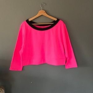 Livi Active | Crop Sweatshirt